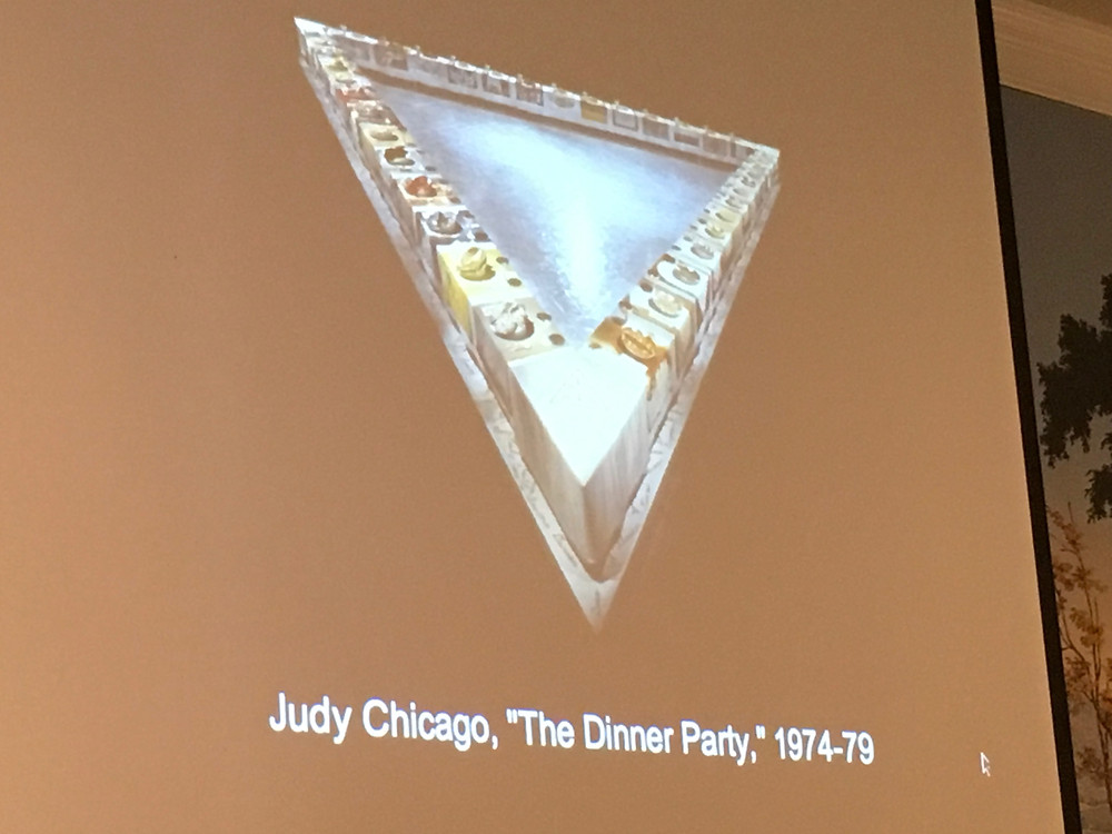 "Judy Chicago ""The Dinner Party"" 1974-1979"