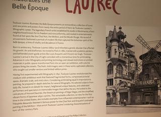 Private Tour: Toulouse-Lautrec: Illustrates the Belle Époque