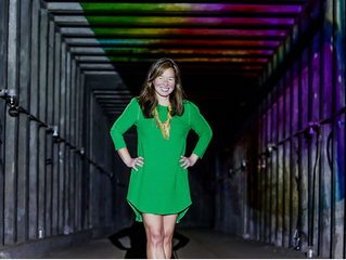 Philippa Hughes, founder of Pink Line Project and Citizen Innovation lab, D.C. arts patron, social s