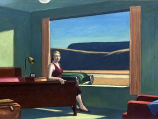 Curator Led Tour of Edward Hopper Exhibit VMFA