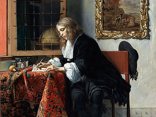 """Private Tour: """"Vermeer and the Masters of Genre Painting: Inspiration and Rivalry"""""""