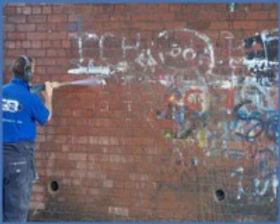 Graffiti Removal company Manchester
