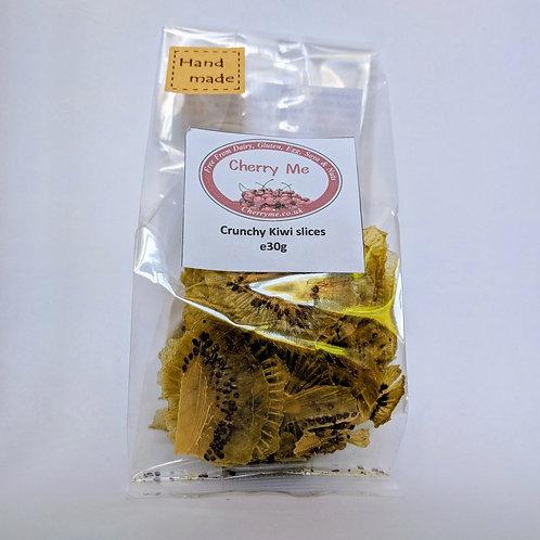 Crunchy Dried Kiwi - 4 Bags