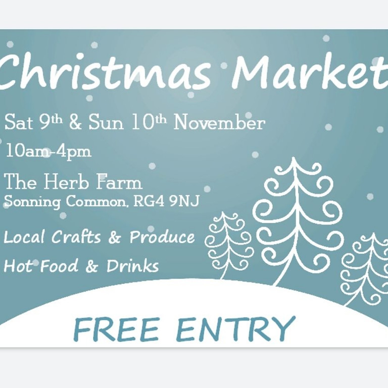 The Herb Farm Christmas Market
