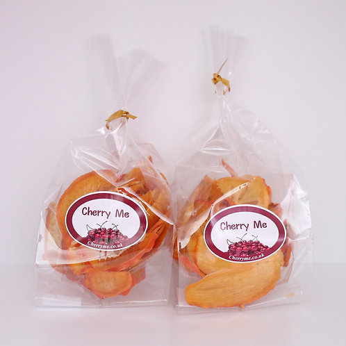 Dried Persimmon Slices - 4 Bags