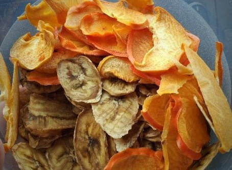 Fun Ideas with Cherry Me Dried Fruit and Vegetables