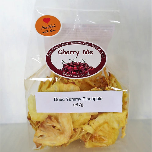 Dried Yummy Pineapple - 4 Bags