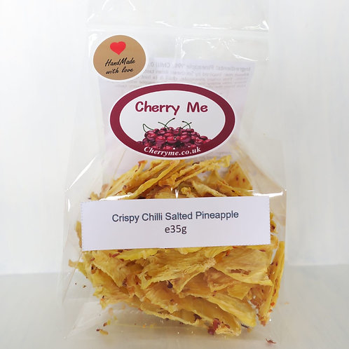 Crispy Chilli Salted Pineapple - 4 Bags