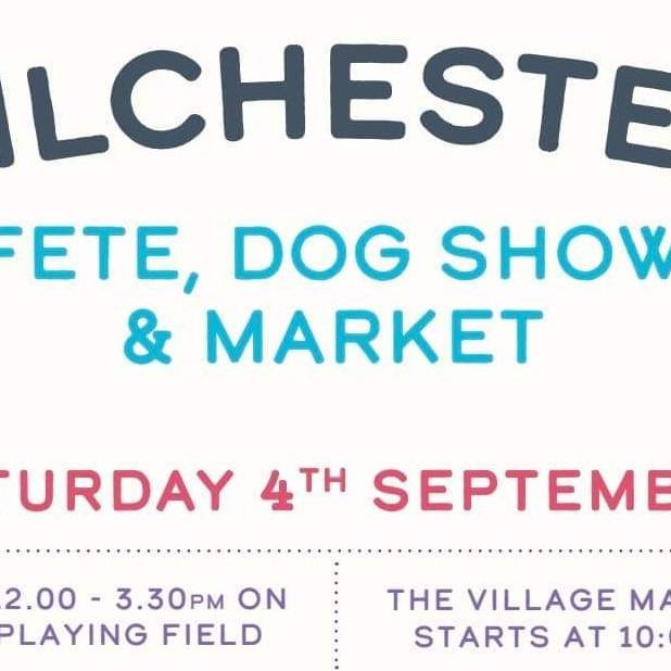 Silchester Fete, Dog Show & Market