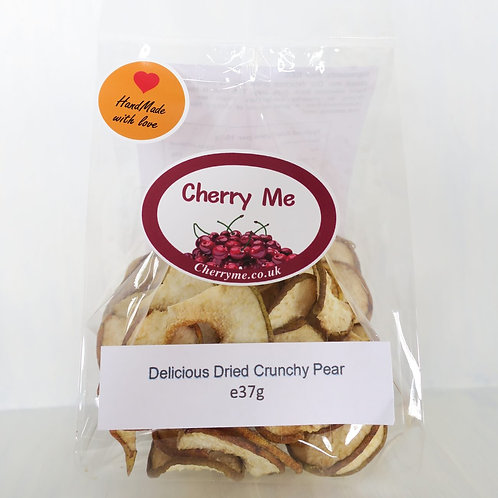 Dried Crunchy Pear - 4 Bags