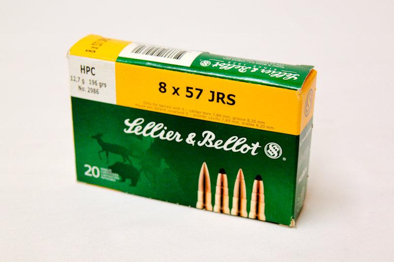 Lellier & Bellot 8x57JRS 196gr