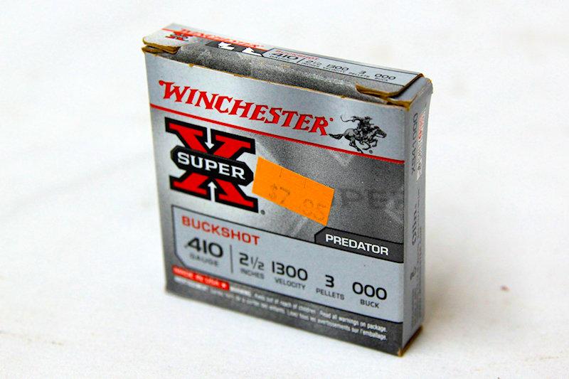Winchester 410ga 2-1/2 000Buckshot