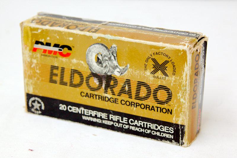 PMC Eldorado 7mm Weatherby Magnum 160gr
