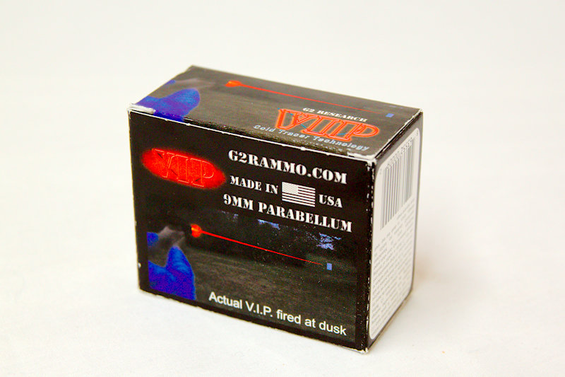 VIP G2 9mm Tracer Round