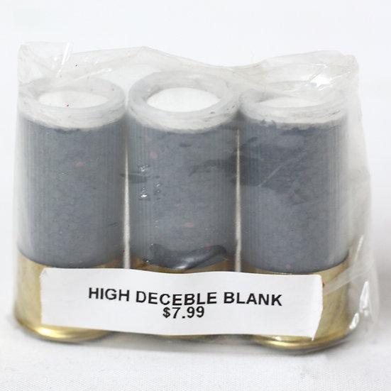12ga High Decibel Blank