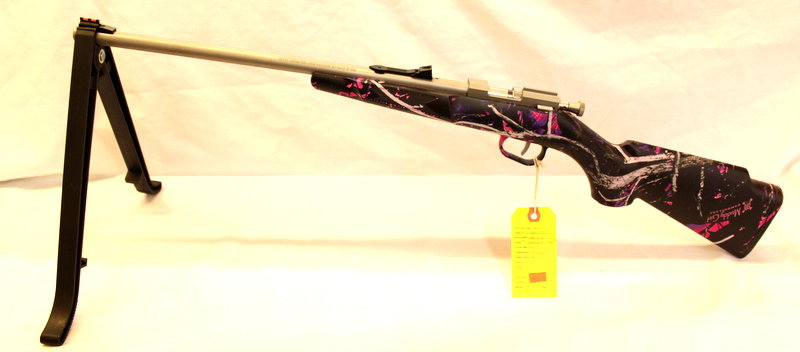 Henry Muddy Girl 22lr Bolt Action