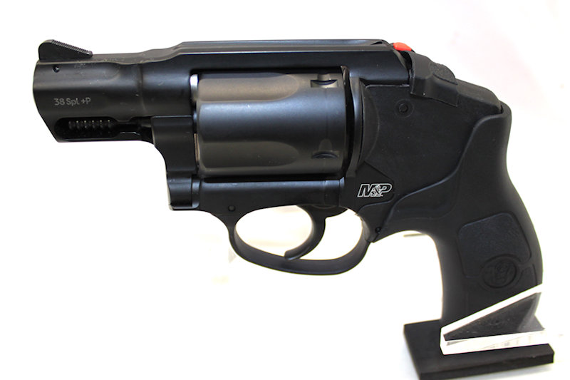 Smith & Wesson BG38 5 shot .38+P