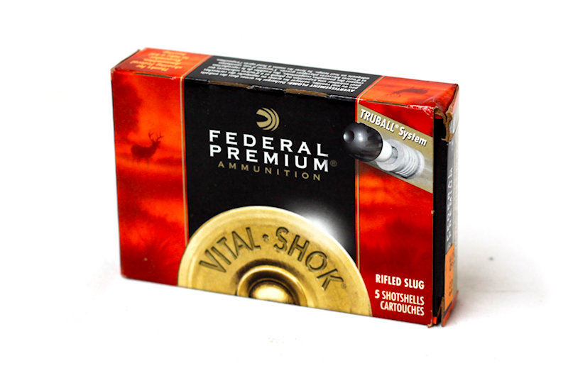 "Federal Premium12ga 3"" 1oz Max Truball"