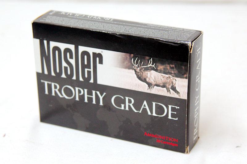 Nosler Trophy Grade 7mm STW 140gr