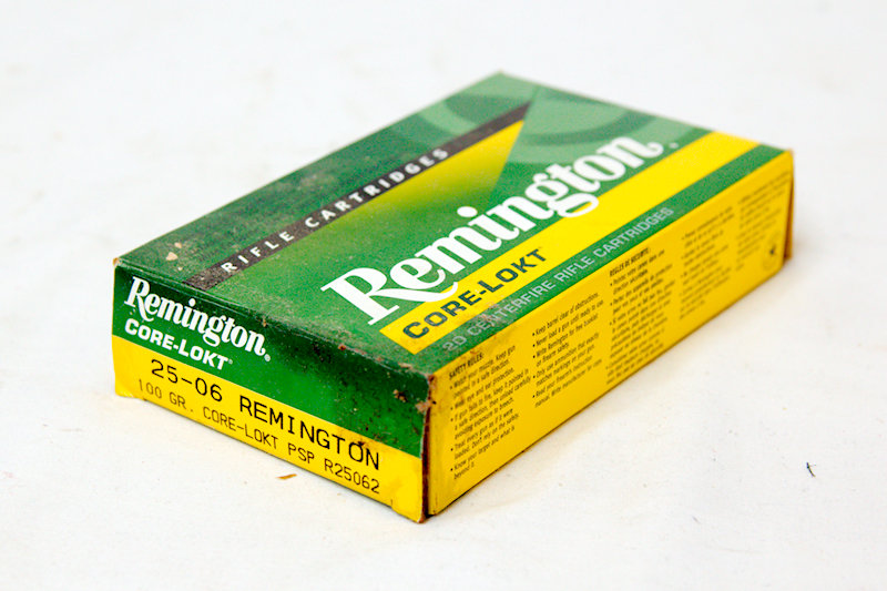 Remington 25-06 100gr Core-Lokt