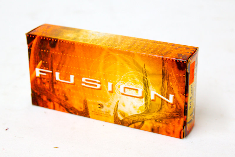 Fustion 243Win 95gr Coated Bullet