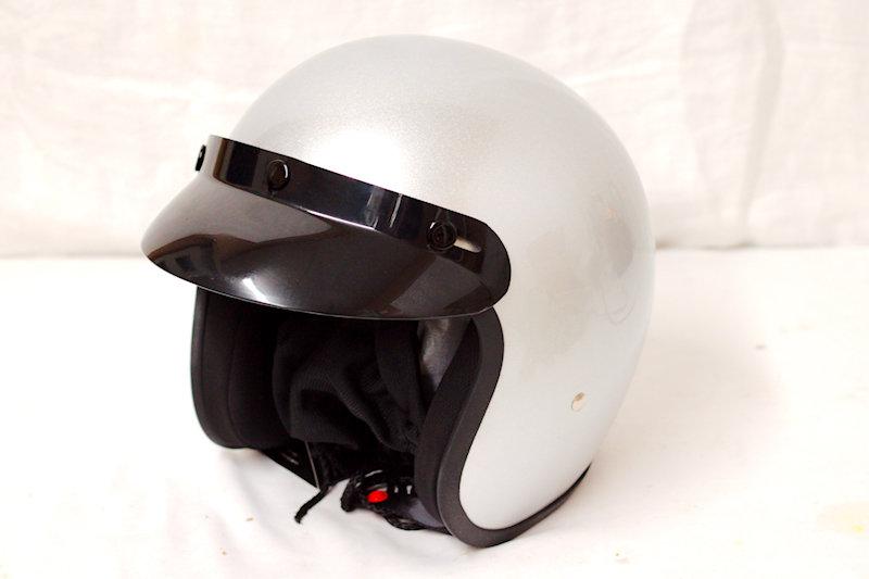 Daytona  X-Large Helmet w/ Glare Shield. DOT cert