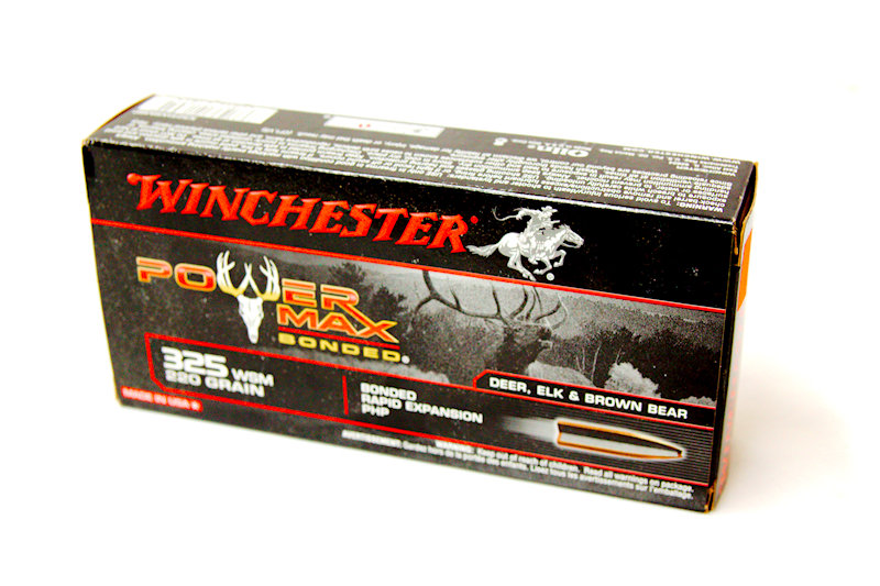 Winchester Power Max 325 WSM 220gr PHP