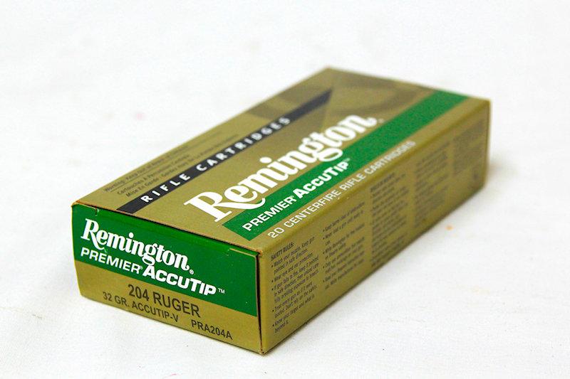 Remington 222 50gr Accutip