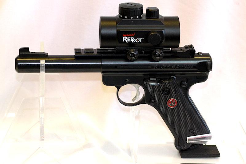 Ruger Mark III Target 22lr
