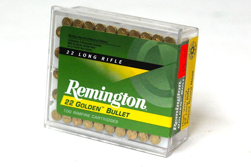 Remington 22 Golden Bullet