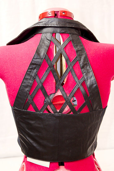 Diamond Plate woman's vest