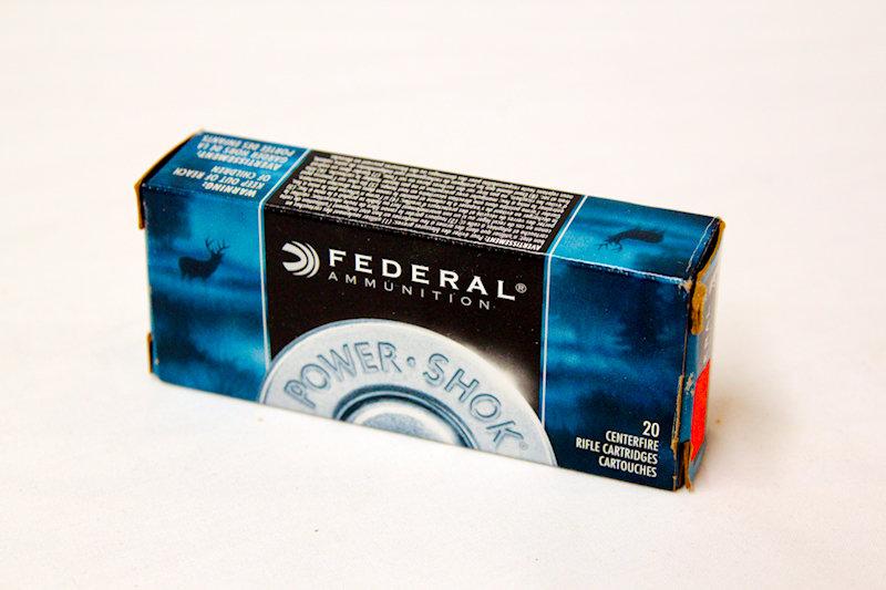 Federal 30 Carbine 110gr SP RN