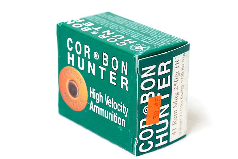 Corbon Hunter 41 Rem Mag 250gr HC