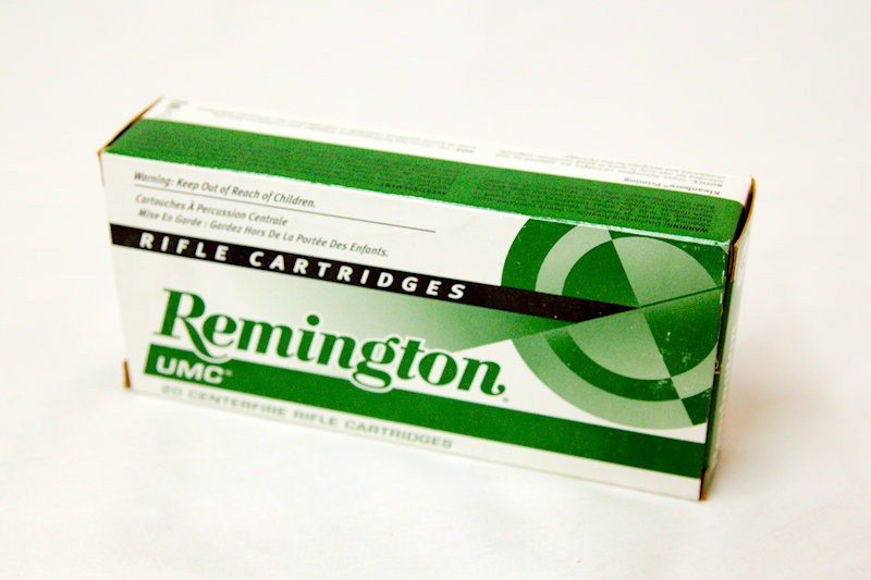 Remington 300 AAC Blackout 120gr OTFB Subsonic