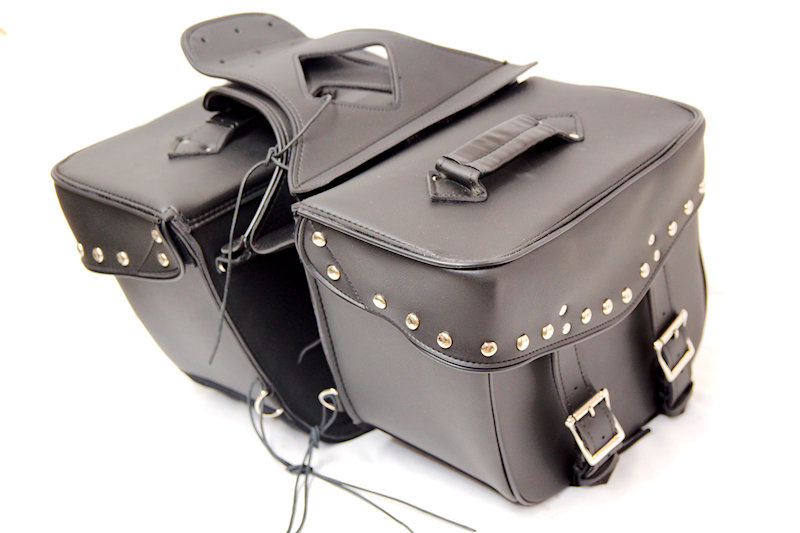 Unik Saddle Bags 100% Genuine Leather