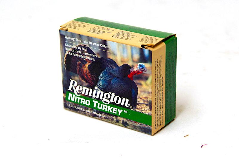 "Remington 20ga 3"" 1-1/4oz #5 shot"
