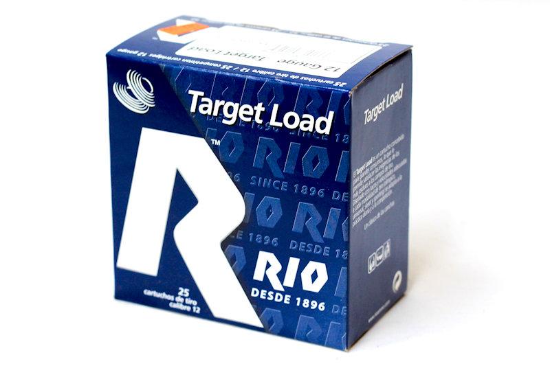 """RIO Target Load 12ga 2-3/4"""" 1-1/8oz  9 Shot"""