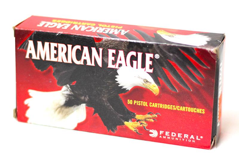 American Eagle 25 Auto 50gr FMJ