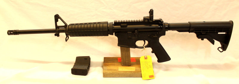 Smith & Wesson M&P 15 (556 Nato)