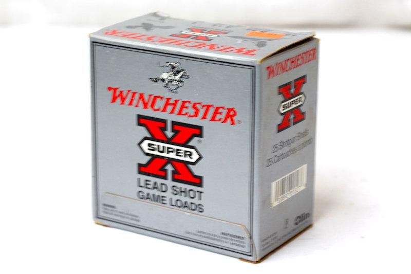 "Winchester Game Load 12ga 2-3/4"" 1oz 8shot"