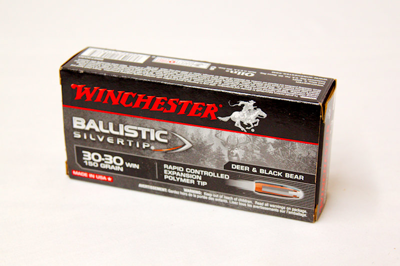 Winchester 30-30Win 150gr Silvertip
