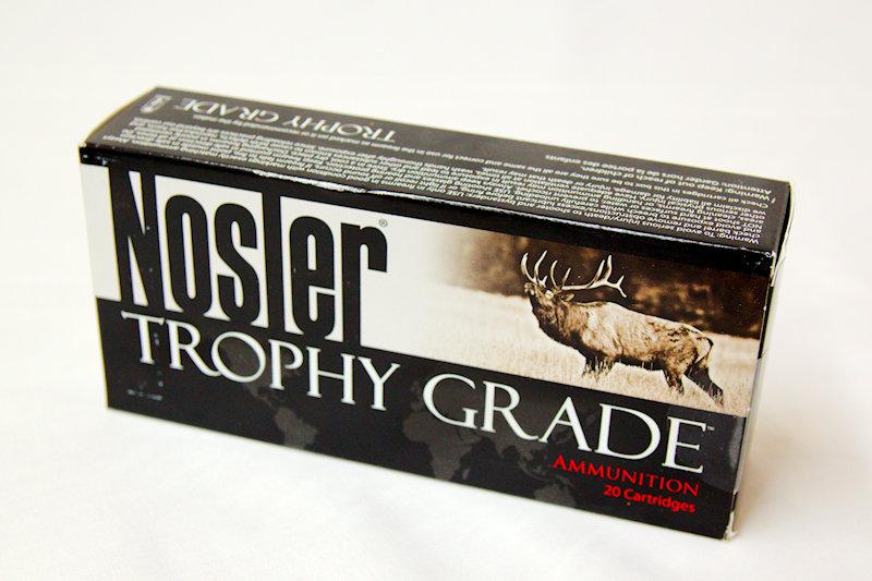 Nosler Trophy Grade 300 Saum 165gr PT