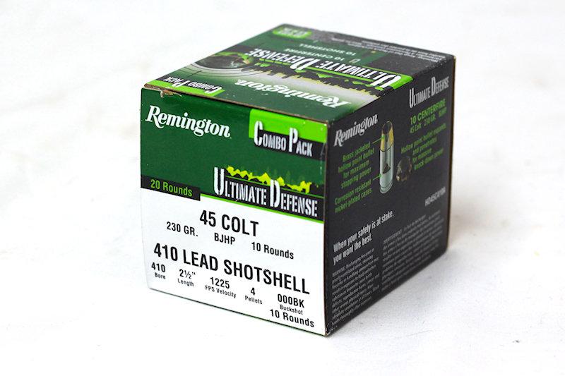 Remington Combo Pack 45/410