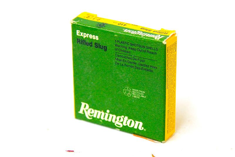 Remington 410ga 2-1/2 Rifles Slug 1/5oz
