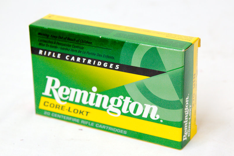 Remington 270Win 130gr Core-Lokt