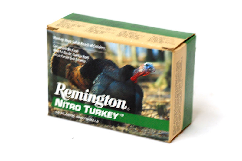 "Remington Nitro Turkey 12ga 3"" 1-7/8oz 6shot"