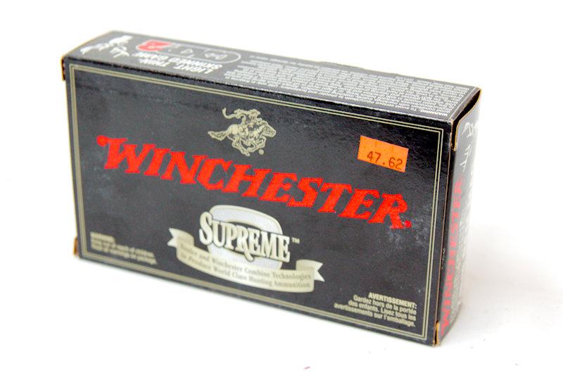 Winchester 7mm Rem Mag 150gr Silvertip