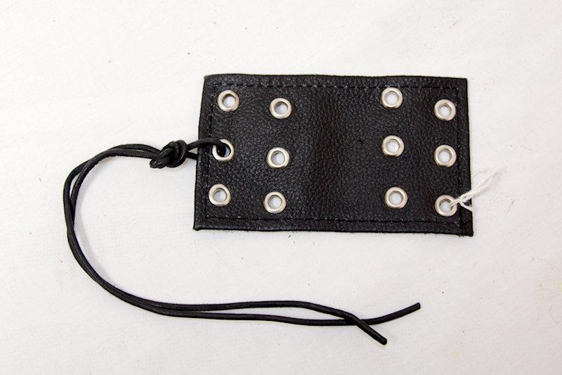 Leather Strap Vest Extender