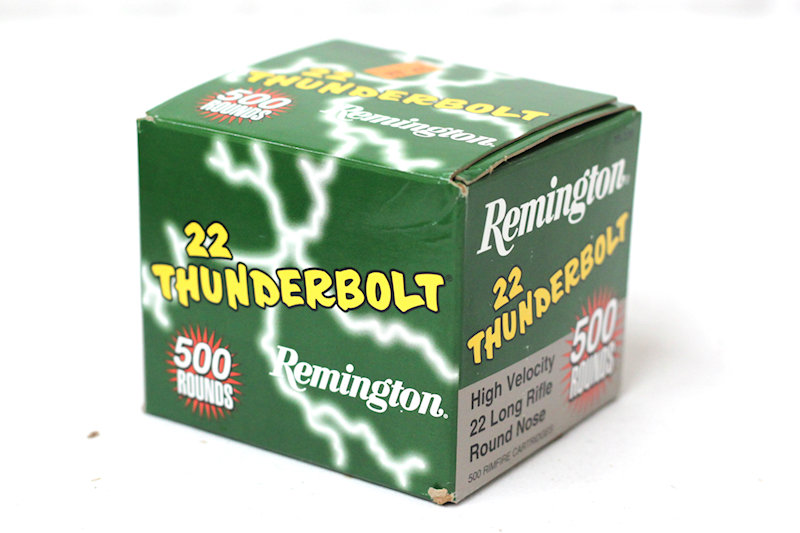 Remington Thunderbolt 22lr 40gr