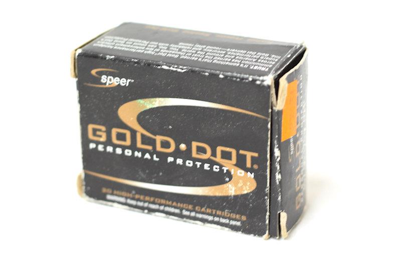 Gold Dot .357sig 125gr JHP